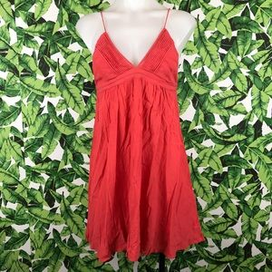 5 for $25 Forever 21 Contemporary Coral Mini Dress